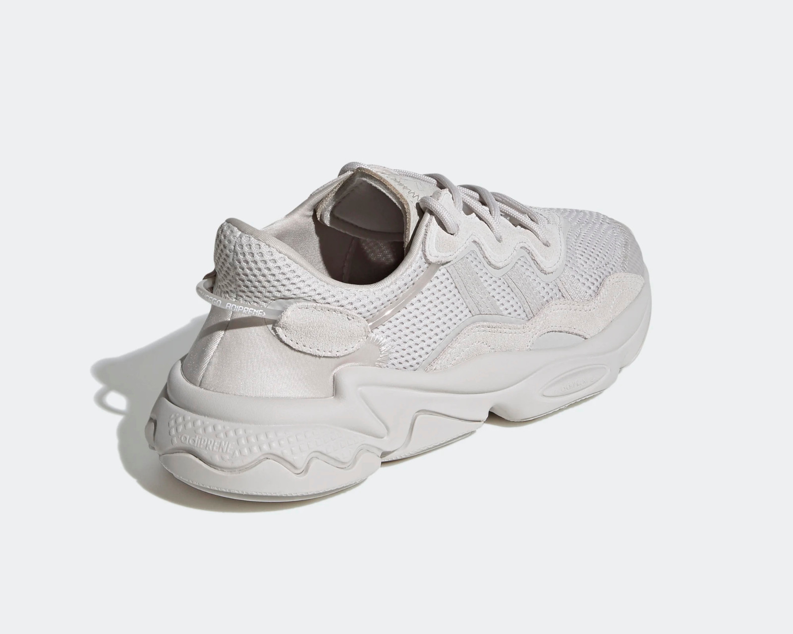 Adidas Originals Ozweego Chalk Pearl Cloud White Shoes FY2023