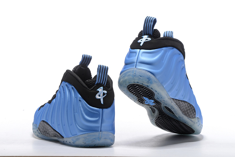 great deals 2017 best deals on official site Nike Air Foamposite One University Blue Black White UNC Men Shoes ...