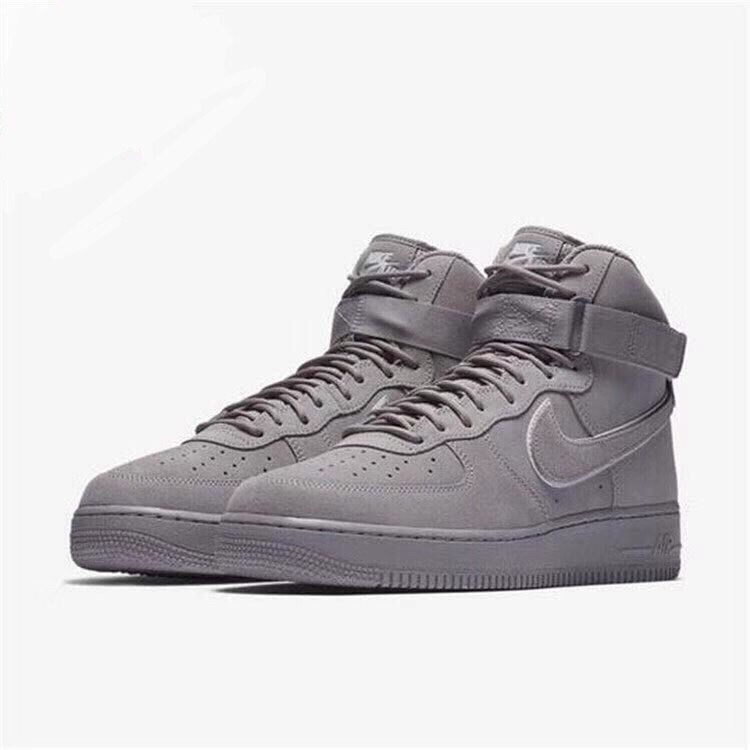 Nike Air Force 1 High 07 LV8 Suede Atmosphere Grey AA1118-003