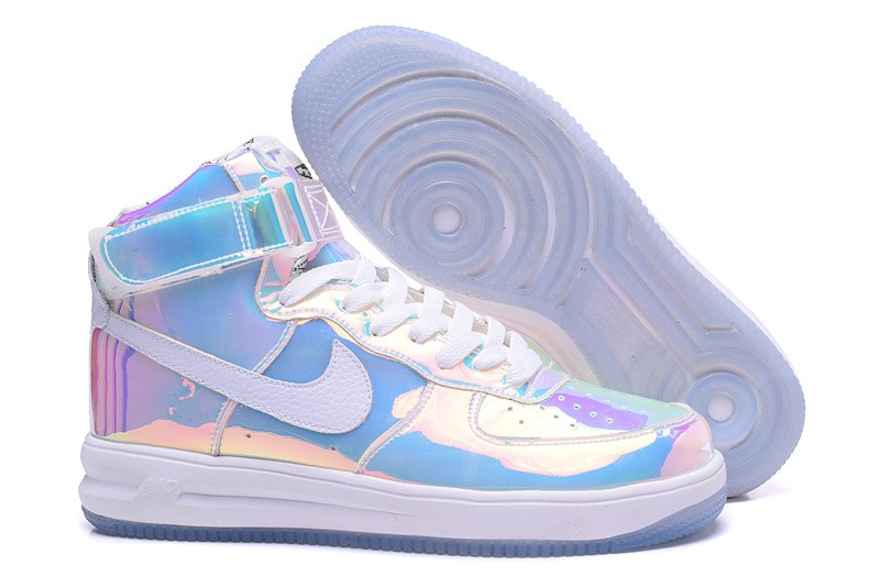 5b103b3498a66 Nike Air Force 1 High Premium AS ID Iridescent 779456-991 - Sepsport