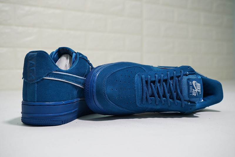 Nike Air Force 1 07 LV8 Suede Men's Lifestyle Shoes AA1117 400