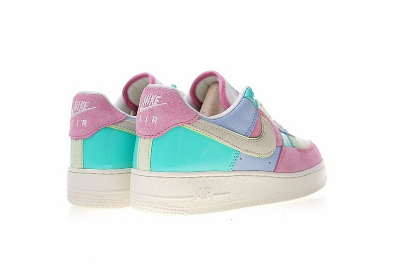 Nike Air Force 1 07 Qs Easter Blue Hyper Sail Turq Ice AH8462 400
