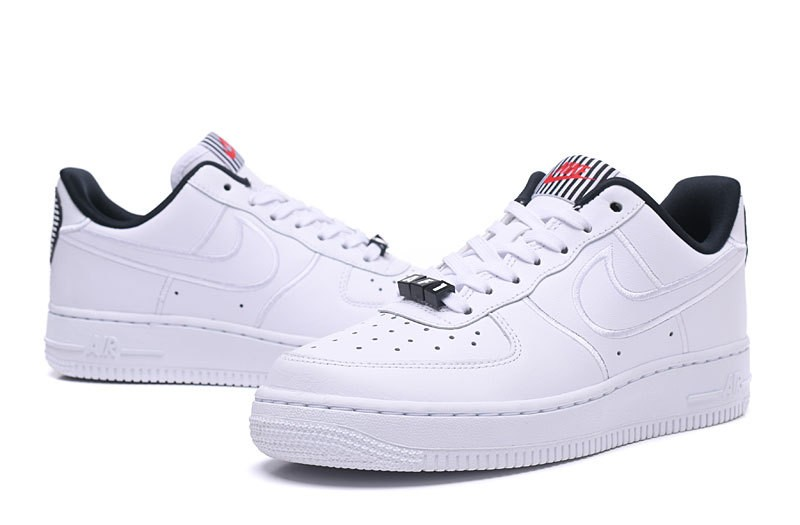 Nike Air Force 1 07 SE LX White Heart Broken AJ0867 100