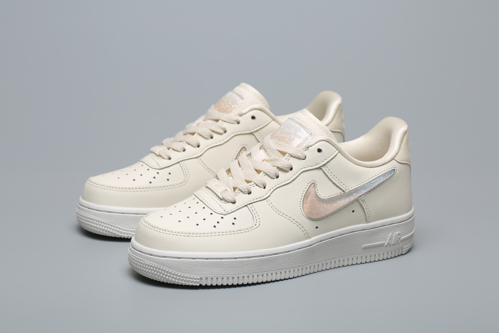 Nike Air Force 1 07 SE Premium Pale Ivory AH6827 100