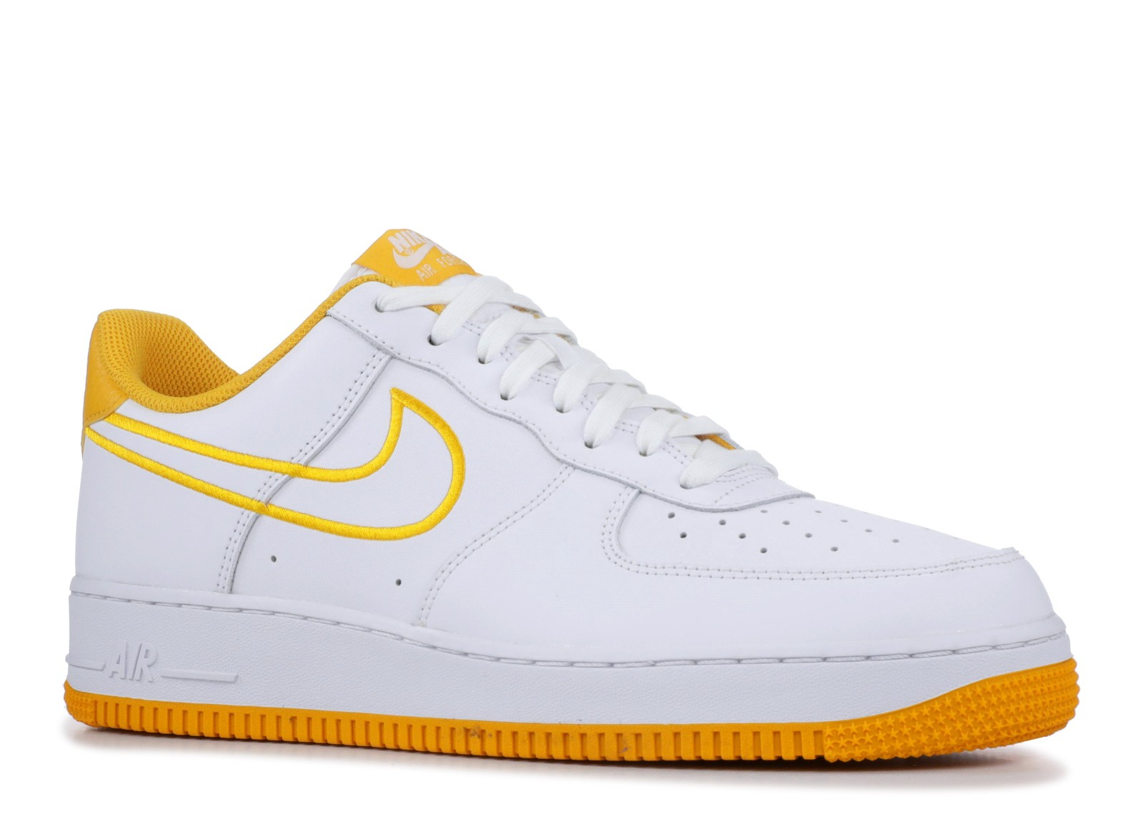 Nike Air Force 1 Low 07 LTHR White
