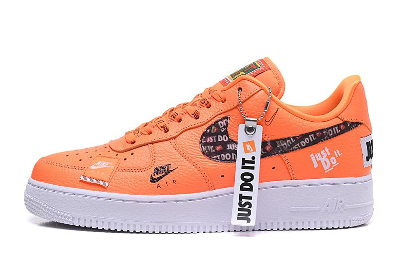 on sale 4c619 4094e Prev Nike Air Force 1 Low 07 Prm JDI Just Do It Orange Total AR7719-800