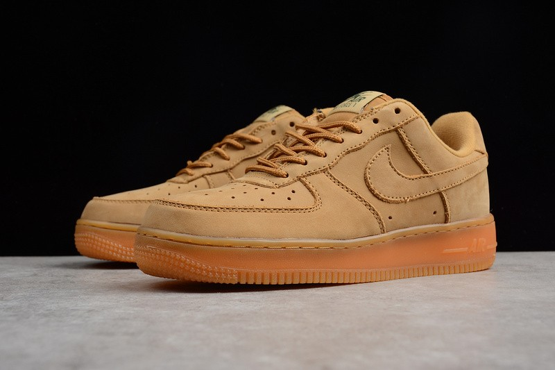 Nike Air Force 1 Low GS Wheat Flax LV8