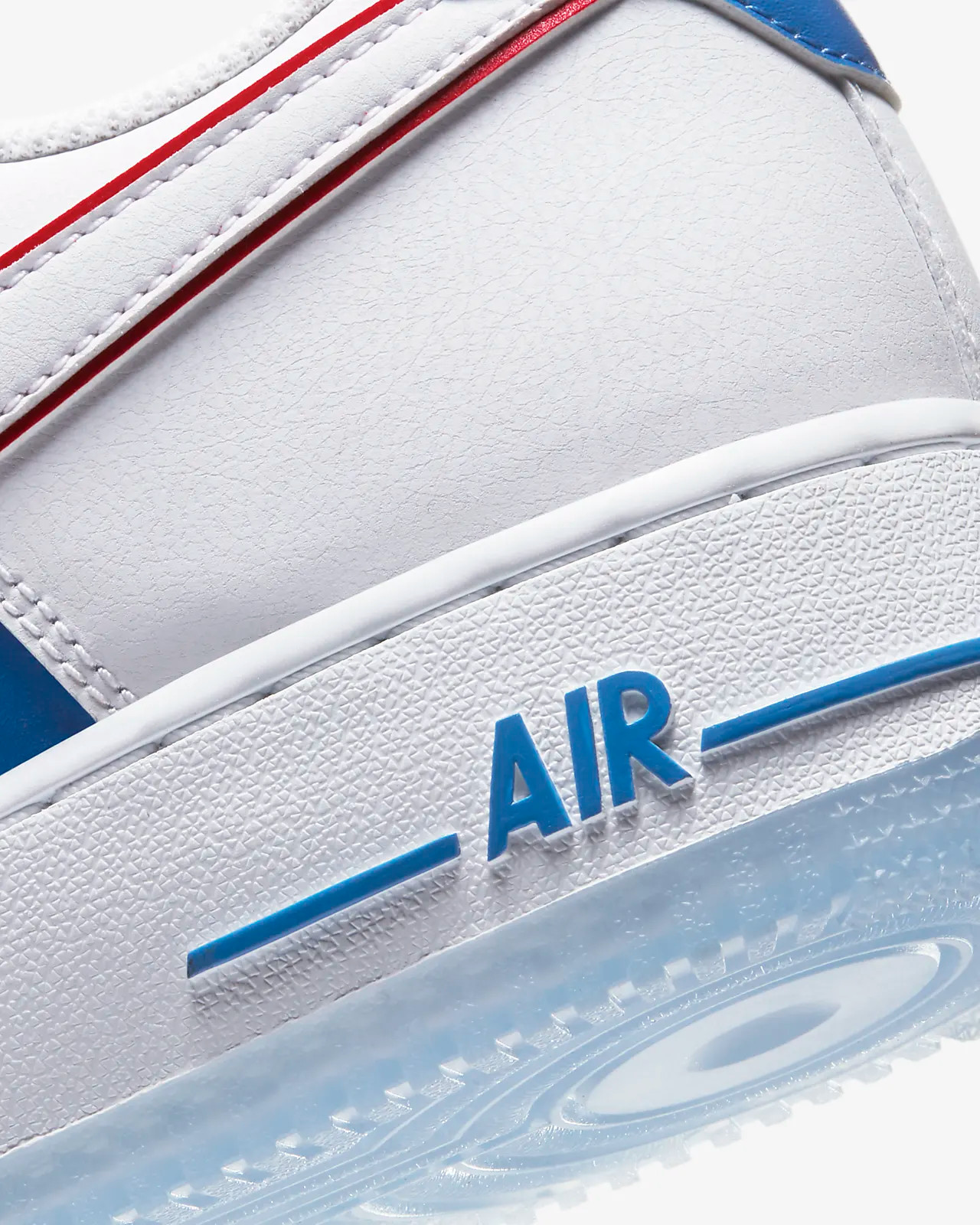 AIR FORCE 1 LOW 'NEW JERSEY NETS HARDWOOD CLASSICS'