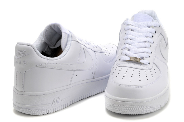 80a8cf624ad Nike Air Force 1 07 Low White Casual Shoes 315122-111 - Sepsport