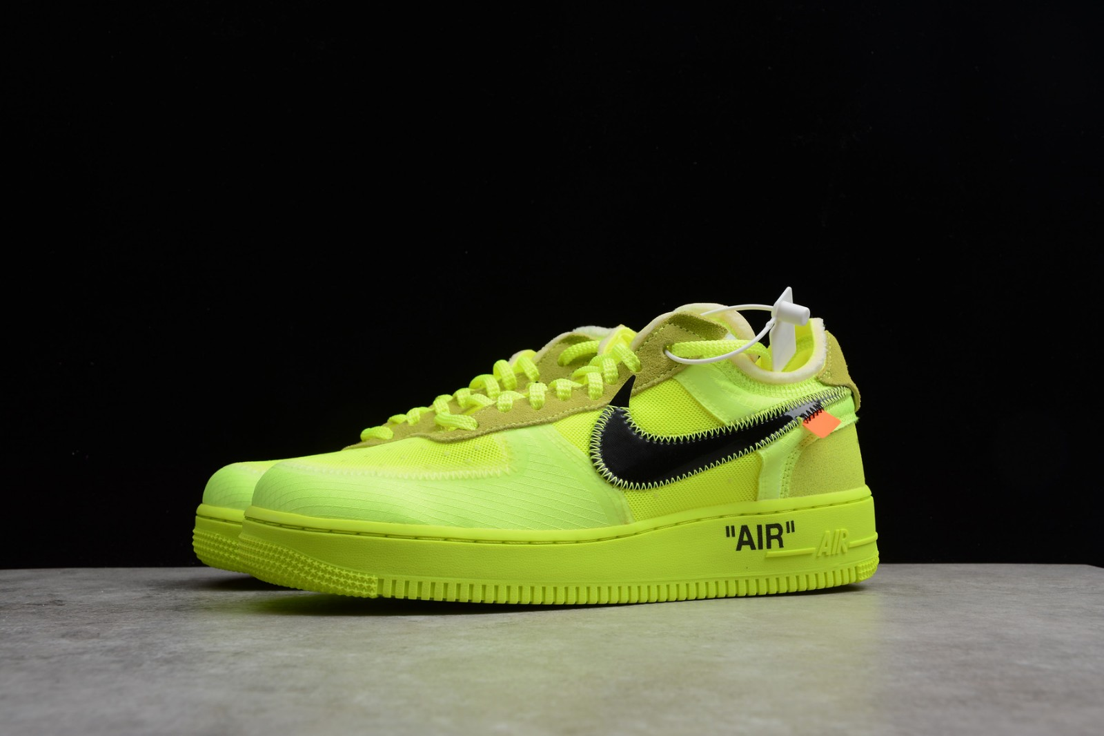 Off White x Nike Air Force 1 Low Volt AO4606 700