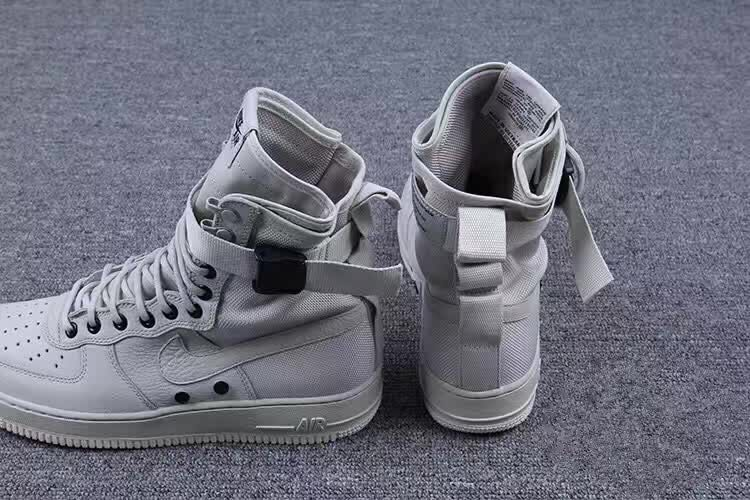 Nike Air Force 1 Special Fields Boots Light Bone 857872 001
