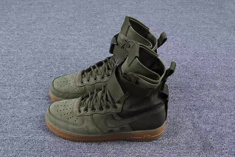 Nike Air Force 1 Special Forces Faded Olive Green 859202-339
