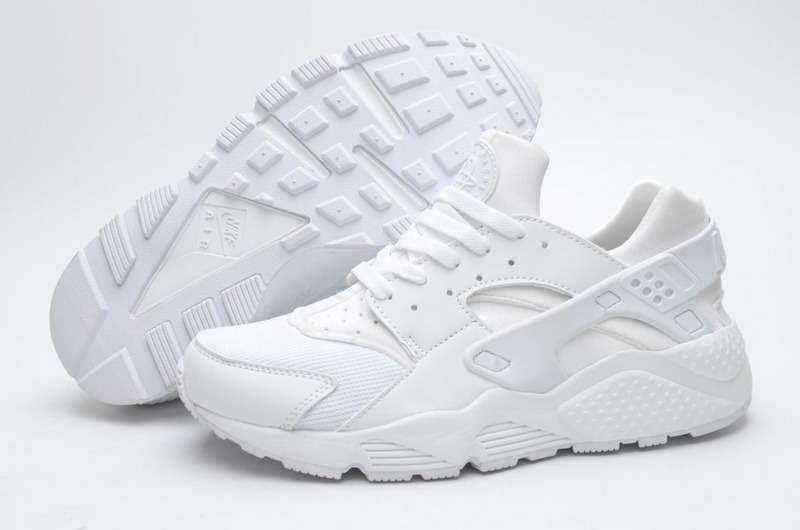 reputable site 9fc2e f62d0 Prev Nike Air Huarache Triple White Men Women Shoes 318429-111. Zoom