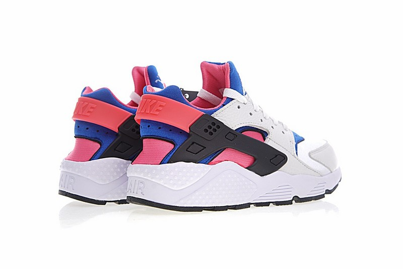 premium selection dda6b 228b6 Nike Air Huarache 91 OG White Game Royal Black Dynamic Pink AH8049-100