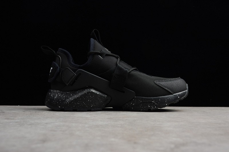 f41011203 Nike Air Huarache City Low Casual Shoes Black AH6804-009 - Sepsport