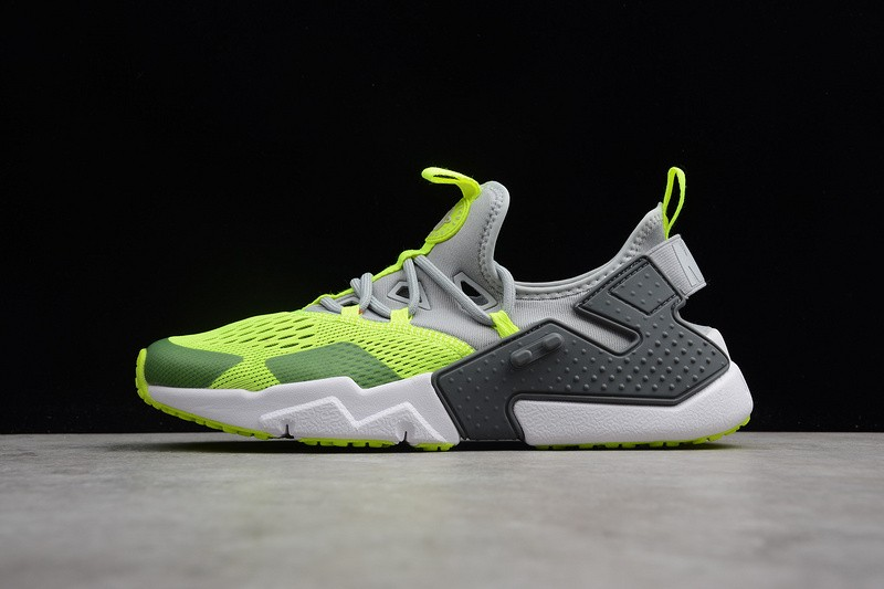save off 74c63 7ba97 Prev Nike Air Huarache Drift BR Wolf Grey Volt dark Grey white ...