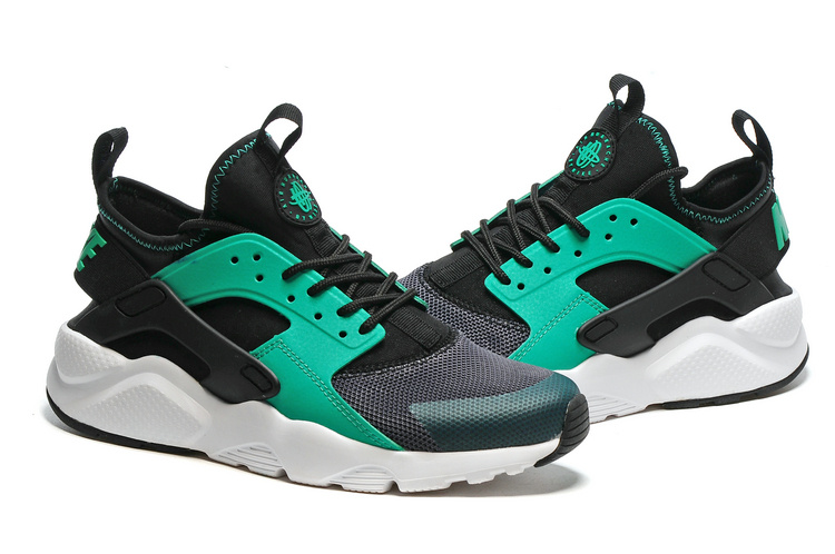 online store a3790 9c9f6 ... Nike Air Huarache Run Ultra BR Running Shoes Sneakers Dark Grey Menta  Black 819685-003 ...