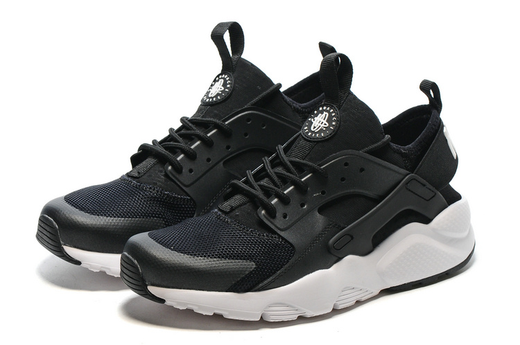 Nike Air Huarache Run Ultra Black White Anthracite Running Lifestyle Shoes 819685 001