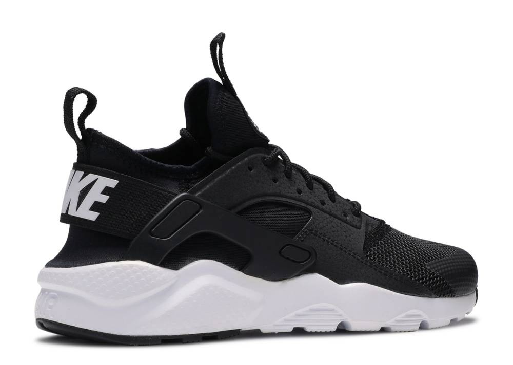 Nike Air Huarache Run Ultra Low Gs White Black 847569 002