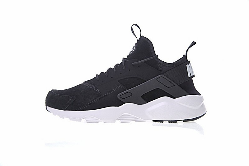 e8e5a89edfd3c Prev Nike Air Huarache Ultra Flyknit ID Black White Sneakers 829669-001.  Zoom