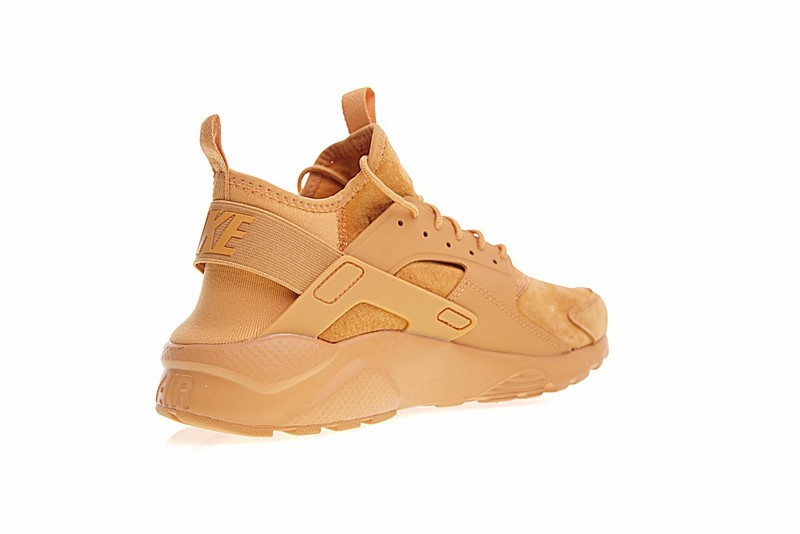 7670d4ec11c4 ... Nike Air Huarache Ultra Flyknit ID Wheat Athletic Shoes 829669-335 ...