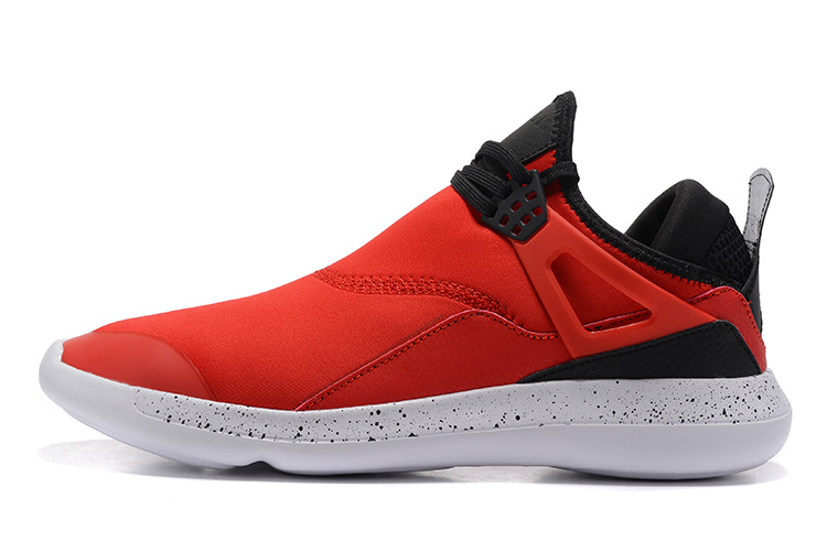 quality design 1701d bf6ae Nike Air Jordan Fly 89 AJ4 red black white Running Shoes