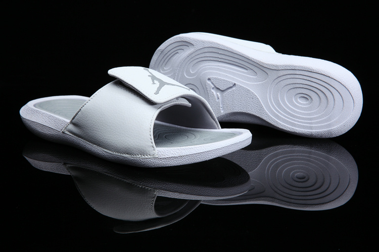 a31d45ccb16 Prev Nike Jordan Hydro 6 white grey Men Sandal Slides Slippers 881473-120