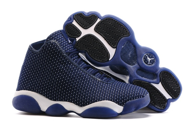 0807abc053a006 Move your mouse over image or click to enlarge. Next. CLICK IMAGE TO ENLARGE.  Nike Air Jordan Horizon Navy White Infrared Retro 13 ...