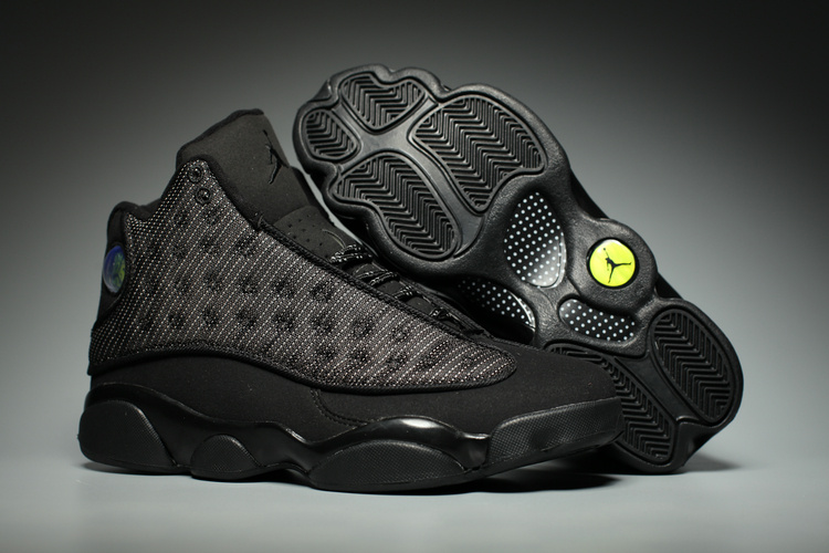 5650781f418 Prev 2017 Nike Air Jordan XIII 13 Retro Black Cat Anthracite Men Shoes  414571-011
