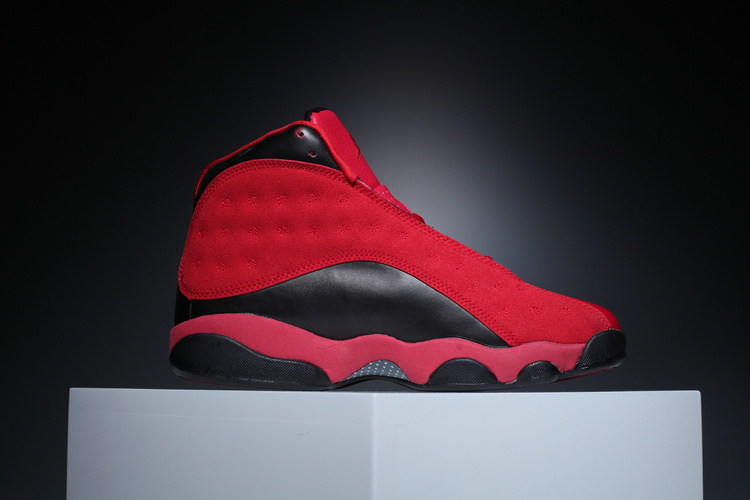 7efa00f56d7227 ... Jordan 13 Retro Black Red Men Basketball Shoes 310004. Zoom. Move your  mouse over image or click to enlarge