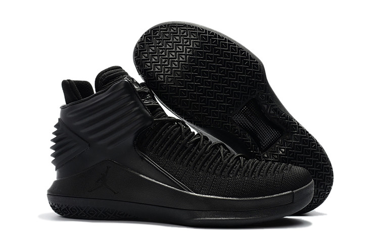 b688cf46c54a5a Prev Nike Air Jordan XXXII 32 Men Basketball Shoes All Black AA1253