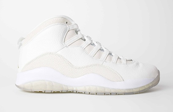 a907abb348b Nike Air Jordan 10 X Retro OVO Drake Summit White Gold 819955 100 ...