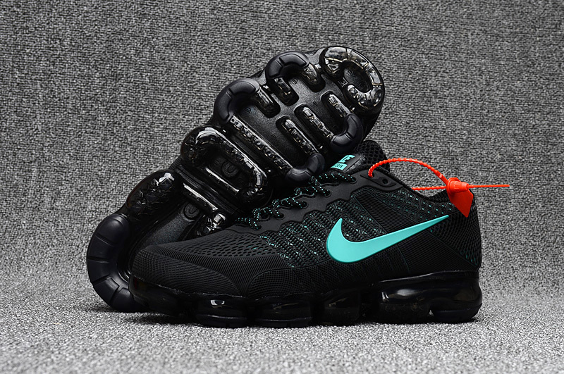 1d8ced8b2cb1 Nike Air Max 2018 Running Shoes KPU Men Black Blue 849558-005 - Sepsport