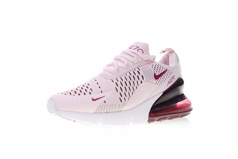 Nike Air Max 270 Barely RoseWine White For Sale