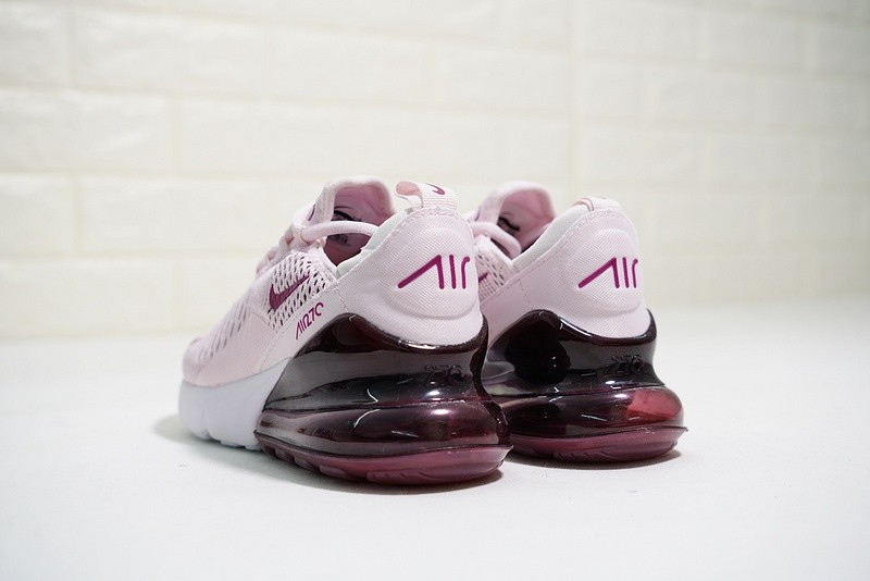 222b10897817 ... Nike Air Max 270 Barely Rose Vintage Wine Elemental Rose White  AH6789-601