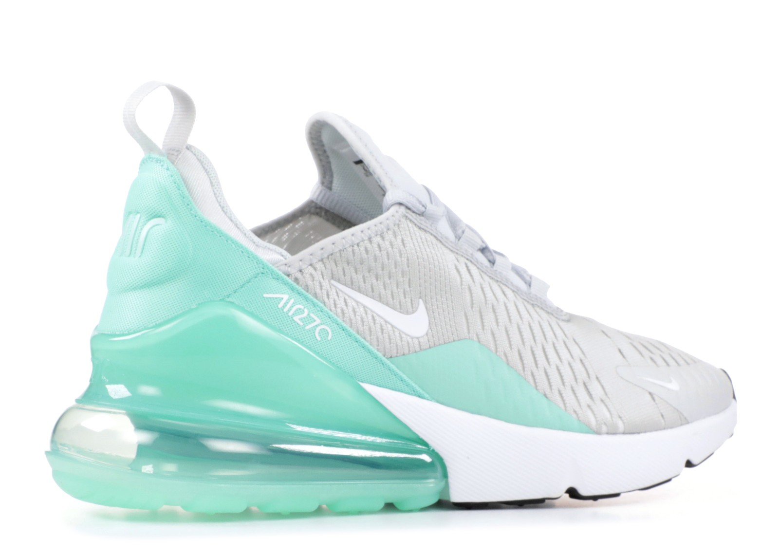 Nike Air Max 270 GS Platinum White Pure 943346 002