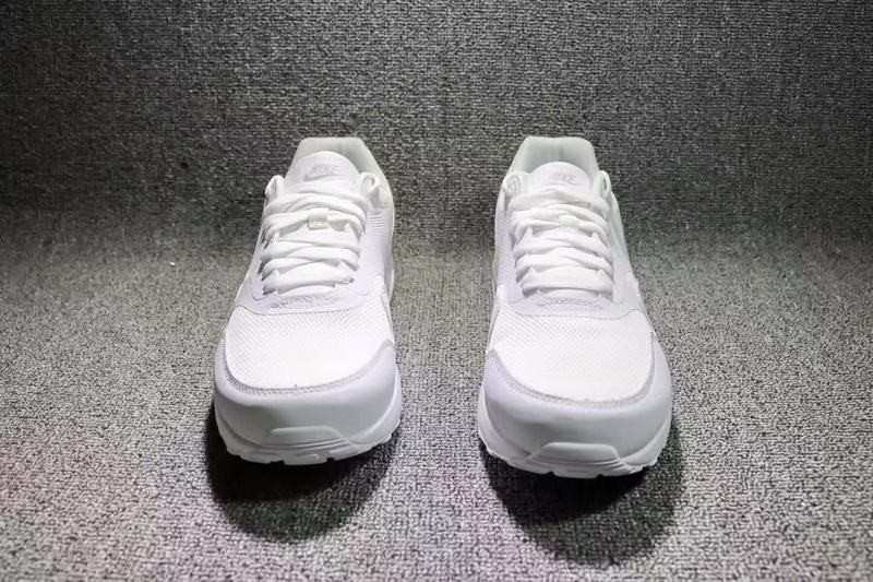 Nike Air Max 1 Ultra 2.0 Essential Pure White Men Shoes 875679 100