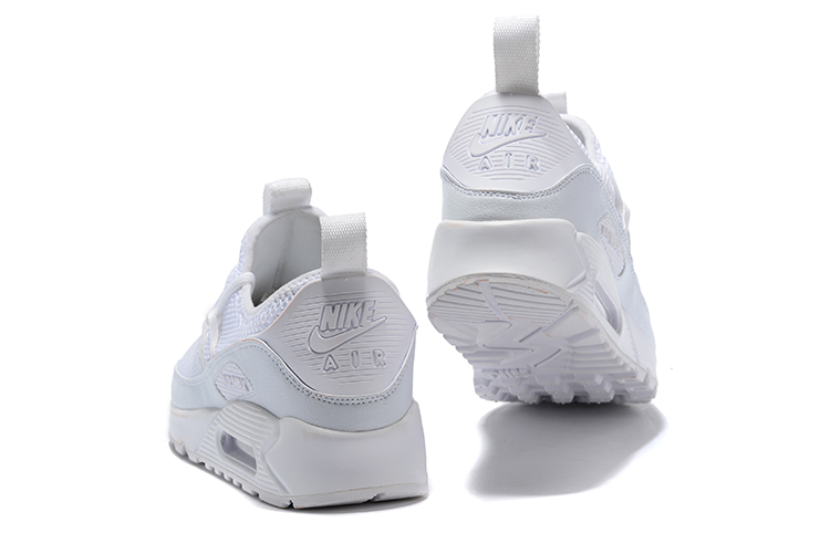 hot sale online c6994 0a5c3 Nike Air Max 90 EZ Running Men Shoes White All