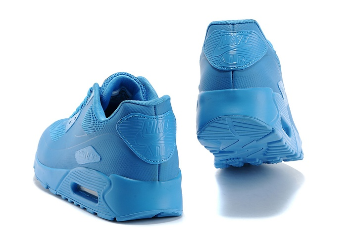 best sneakers 2d11a 447b0 ... Nike Air Max 90 Hyperfuse QS Lake Blue July 4TH Independence Day  613841-550