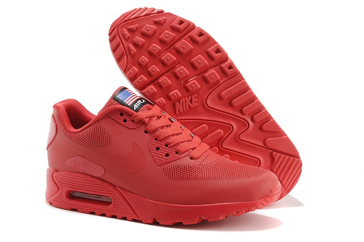 1dcdef2b Prev Nike Air Max 90 Hyperfuse QS Sport Red July 4TH Independence Day ...