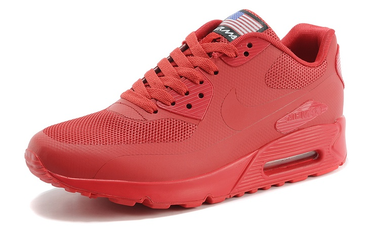 Nike Air Max 90 Hyperfuse QS 'Independence Day Sport Red