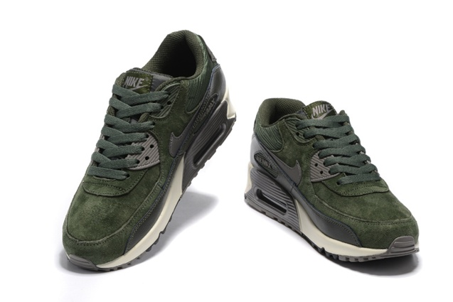 Nike Air Max 90 LTHR NSW Running Shoes