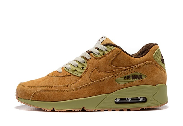 Nike Air Max 90 Winter PRM Men Women Trainers Sneakers Shoes Wheat Pack 683282 700
