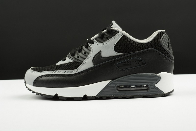 finest selection af18e eb435 Prev Nike Air Max 90 Essential Black White Silver Glow 537384-053