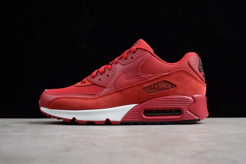 official photos 6c3b5 9e71d Prev Nike Air Max 90 Essential Red White Glow 537384-604. Zoom. Move your  mouse over image or click to enlarge