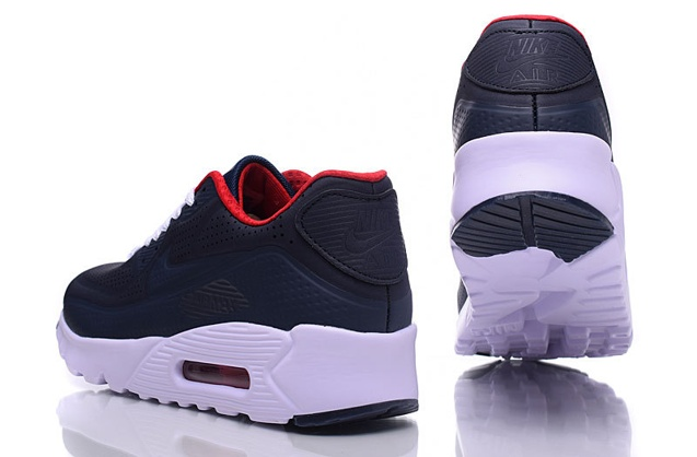 Air Max 90 Ultra Moire Midnight Navy Nike 819477 400