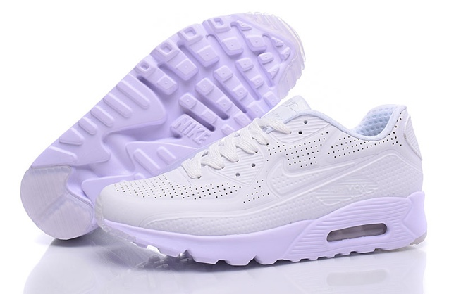 2848f117 Prev Nike Air Max 90 Ultra Moire Triple White Men Running Shoes Sneakers  819477-111