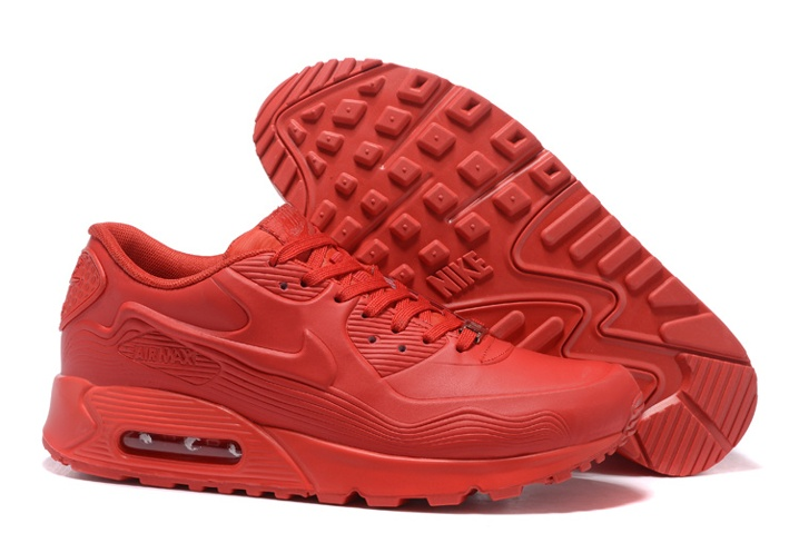 ab6c367cfb2647 Prev Nike Air Max 90 VT QS Men Running Shoes UNC Total University Red  813153-110. Zoom