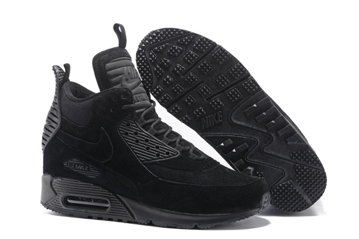 the best attitude 1a032 b495e Move your mouse over image or click to enlarge. Next. CLICK IMAGE TO ENLARGE.  Nike Air Max 90 Sneakerboot Winter ...
