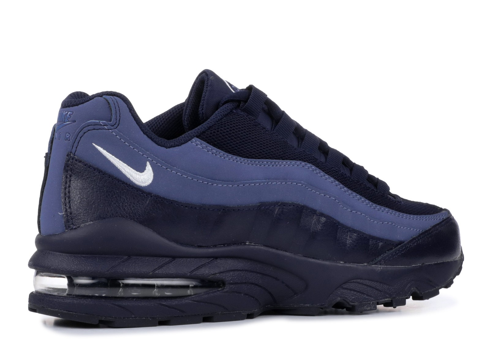 many fashionable clearance sale wholesale Nike Air Max 95 GS Blackend Blue White 307565-410 - Sepsport